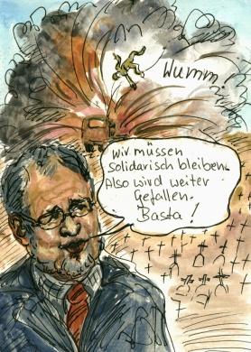 Walter Kolbow, ich frage Sie...