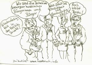CDU-Propaganda getarnt