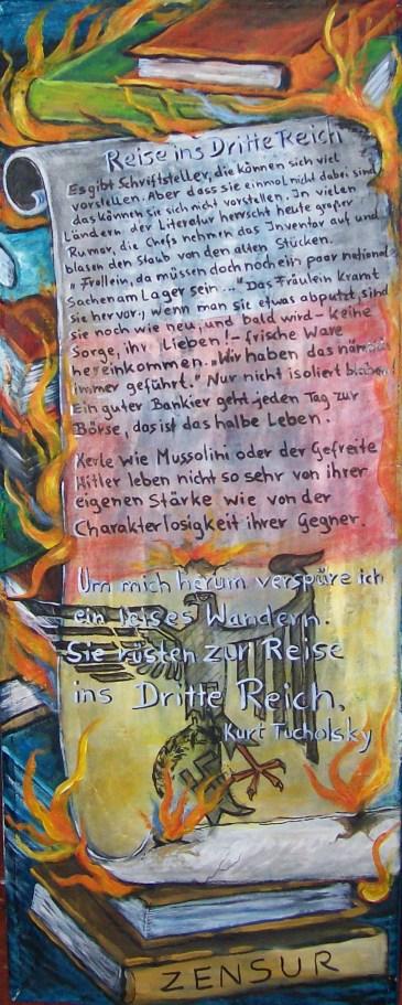 """""""Eine Reise ins Dritte Reich"""" Tucholsky"""