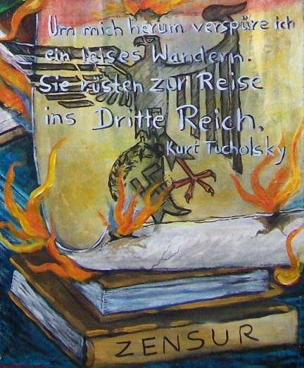 """Faschismus   """"Reise ins Dritte Reich"""" Kurt Tucholsky"""