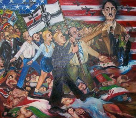 Sie marschieren wieder in Richtung Faschismus