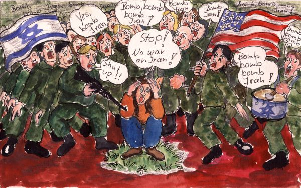 Stop warcriminals