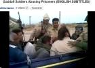 Gaddafi`s Killertruppen auf Video gebannt, mal näher angeschaut