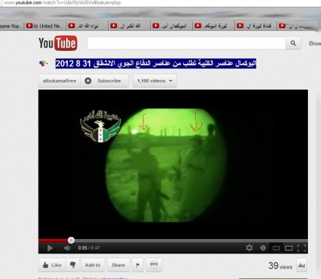 Abu Kamal Deir Zor- eine Militärbasis wird überfallen