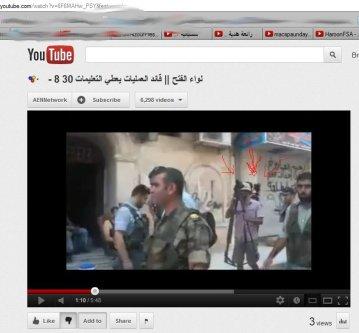Aleppo  Wieder ein Wehrmachtshut