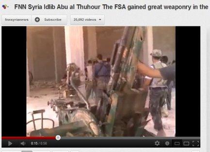 Idlib Abu al Thuhour