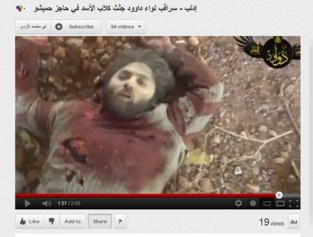 Kriegsverbrechen- Kaltblütig ermordet