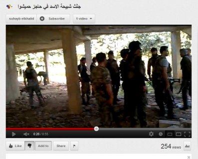 Menschenrechtsverbrecher, von wegen Al-Nusrah