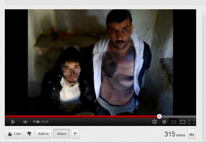 Zivilisten in Mörderhand der qarah.revolution