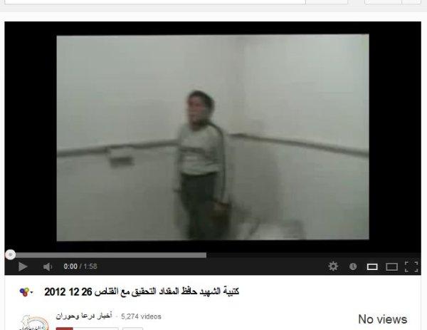 """Das heldenhafte """"Hafez al-Miqdad Bataillon"""""""