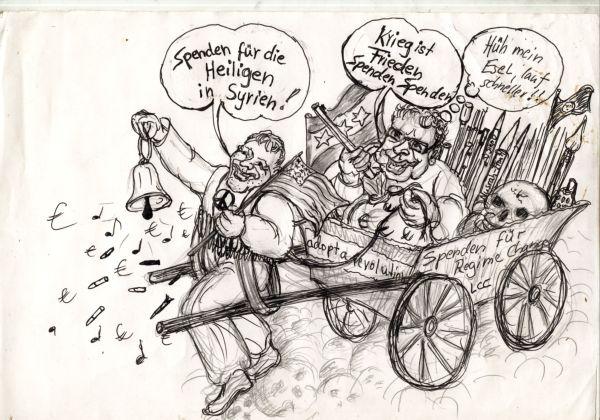 """Wir starten eine Kampagne: """"Löffel für Konstantin Wecker"""""""