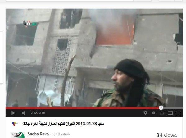 Ein Terroristen-Kommandeur?