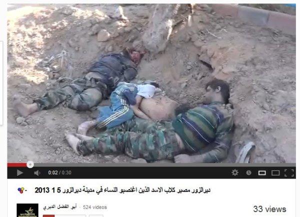 """Ermordet von den """"Gotteskriegern"""" bei Deir Ezzor"""