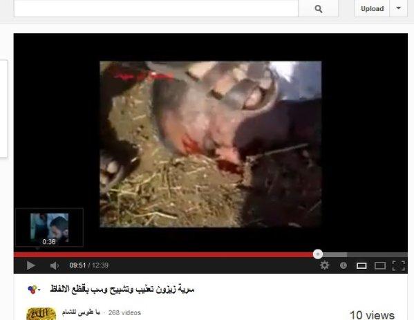Märtyrium- Gerechtigkeit für die Opfer, Stafe für die Folterer und Mörder