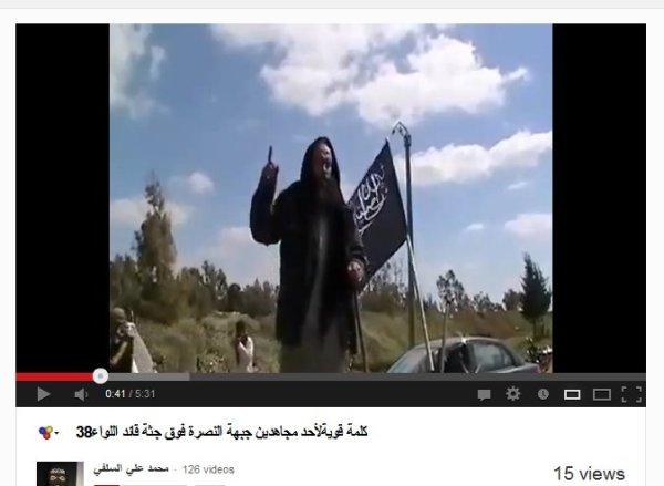 Die verbündeten der US-trainierten Deraa-Milizen von den vereinigten Süd-Brigaden in Deraa und Golan.