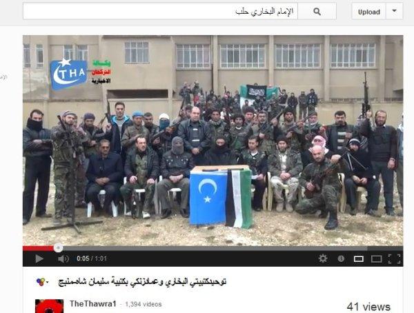 Die syrische regierung nennt sie terroristen, die Tagesschau hat nicht hingeschaut über wen sie berichten?