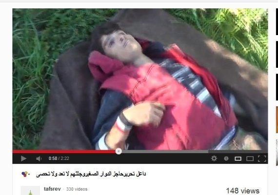 Ein einziges großes Verbrechen an den Syrern
