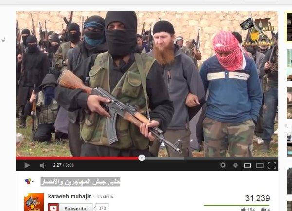 Abu Omars Battalion. Nein, das ist nicht der deutsche bekennende Salafist, auch wenn er Ähnlichkeit aufweist und zu Spenden aufruft....