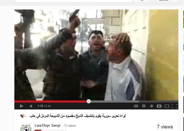 FSA-Faschisten bedrohen Einwohner von Sheik Maqsoud, das weitere Schicksal bisher unbekannt