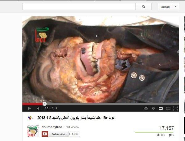 Liwa Al Islam- Douma / Damaskus