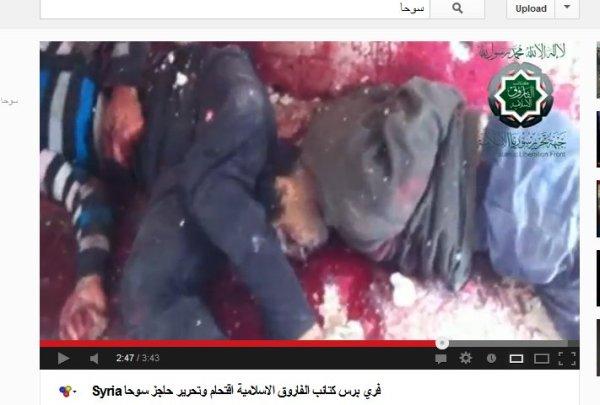 Ermordete Zivilisten
