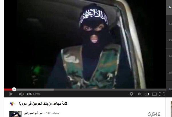 Saudischer Al-Kaida in Aleppo