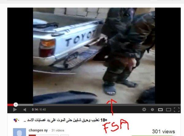 FSA-Schlappen