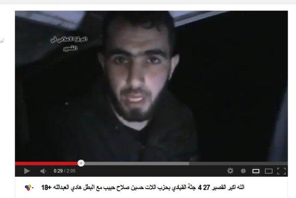 Der immer geregesehene Propagandist von Aljazeera, dem Privatsender von westlich gemachten katarischen Diktatoren, bezahlt mit Petrodollars