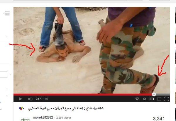 Nein, mit den FSA-milizen möchte ich nicht befreundet sein noch mit ihnen für Kriegspropaganda um die blocks ziehen. Und ich will auch keine GEZ-gebühren für die Kumpels der FSA bezahlen