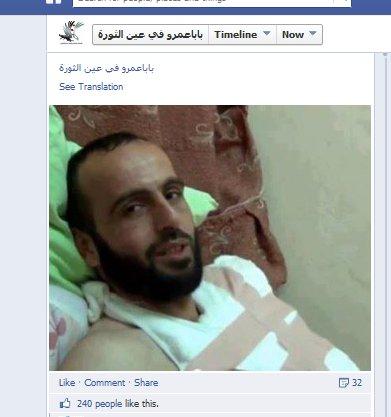Abdel Kader ist leider heldenhaft ausgefallen