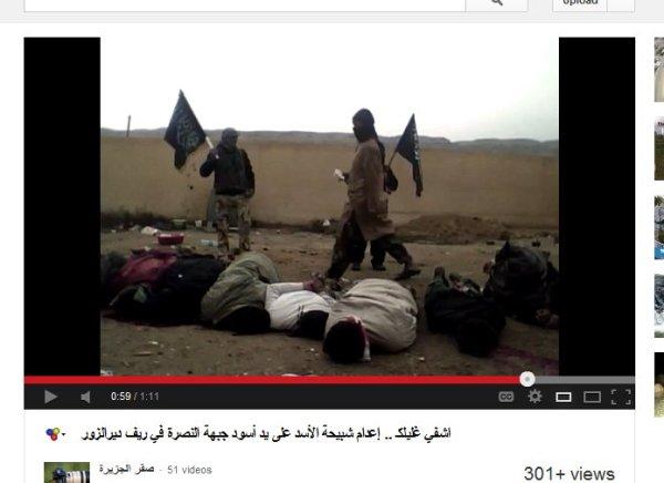 Kriegsverbrecher und eiskalte Mörder