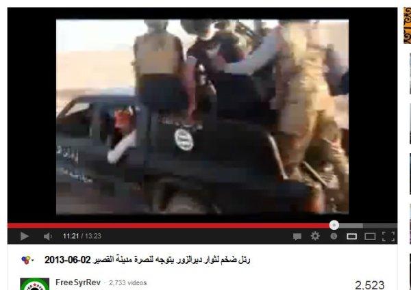 NATO-Bodentruppen für Qusair, Al-Kaida im Anmarsch