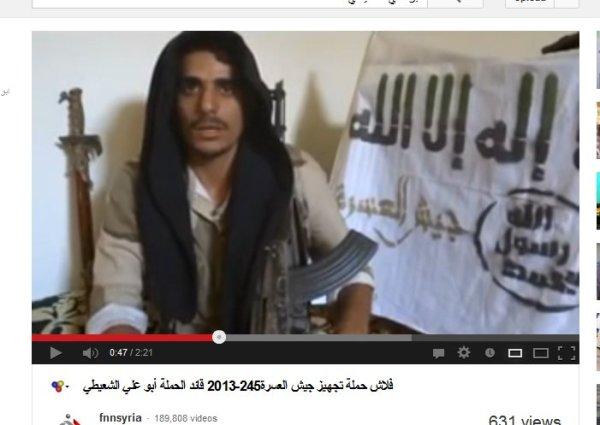 Qusair Nusra und FSA sowie die Islamische Befreiungsfront