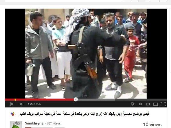 """Die viel zitierte neue """"demokratische """"Rechtsordnung im  Norden Syriens. Propagiert in der tagesschau als eine gute Errungenschaft"""