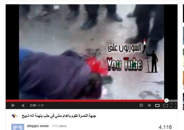 Ermordet von der Scharia, heißgeliebt von den tagesschau-Propagandisten
