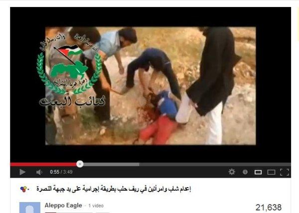 Die rebellen unserer Medien. Was haben diese Morde mit Revolution zu tun?