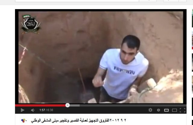 Kriegsverbrecher Hadi mit seinen Kumpels