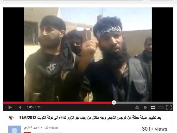 Faschisten in Hatlah haben an den einwohnern Massaker begangen und sind stolz