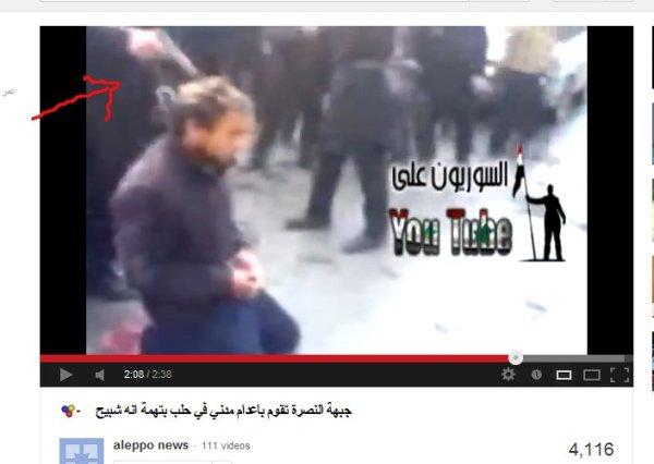 Todesschwadrone in aleppo und die weichgespülte Berichterstattung westlicher Medien über Mörderbanden