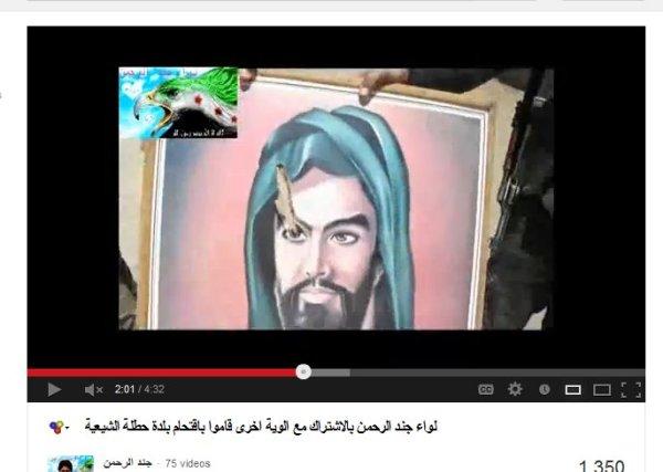 Wurden die Besitzer des Heiligenbildes ermordet?