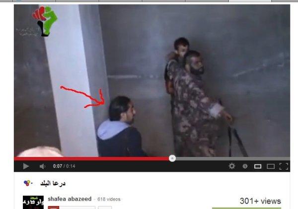 Kapuzenmörder -Daraa-Milizen