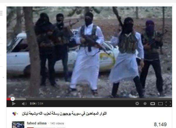 Auch sie sind rassisten und gehören zu den Al-Kaida-Milizen die die Schiiten bedrohen