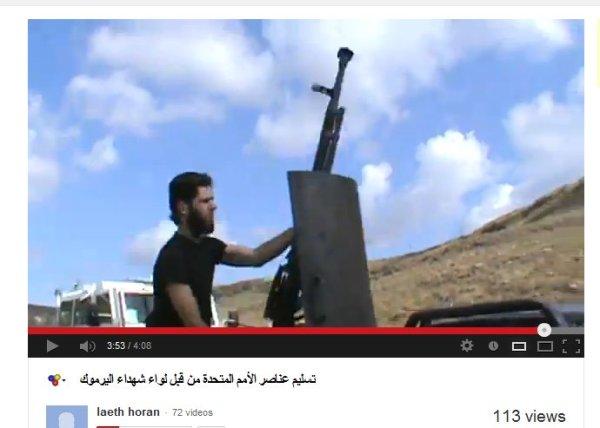 Gewappnet gegen luftangriffe. Wer hat diese terroristen -Operation koordiniert? Katar zusammen mit Israel?