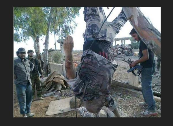 Sie kündigen weitere Verbrechen gegen die Menschlichkeit an. Unsere Medien unterstützen Terroristen und barbarische Morde, sie schweigen oder verklären Kriminelle zu Helden