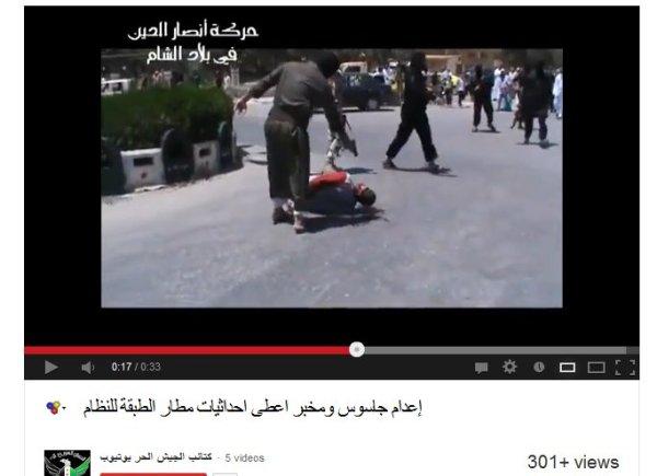 Tabqah-Mord, nicht der erste Zivilist welcher den Erdowahnischen Mördermilizen zum Opfer gefallen ist.