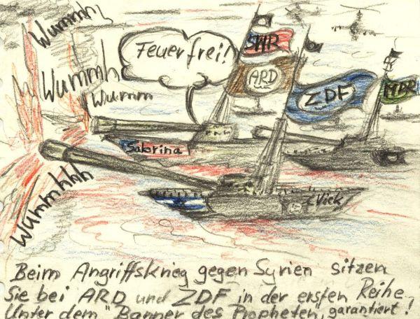 ARD-Kriegshetze