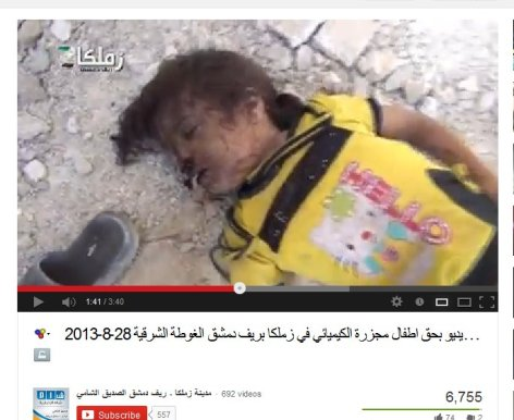 Ausgaben welche von der syrischen regierung ermordet worden seien