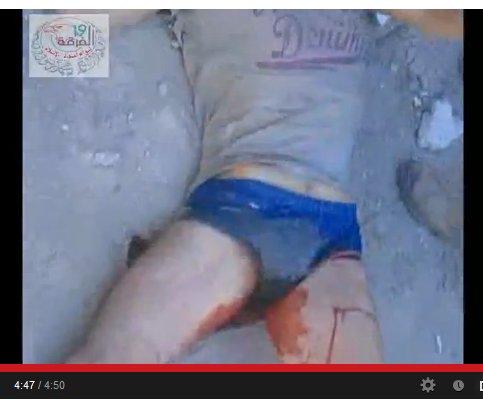 """Die """"Freunde Syriens"""" haben ihn ermordet"""