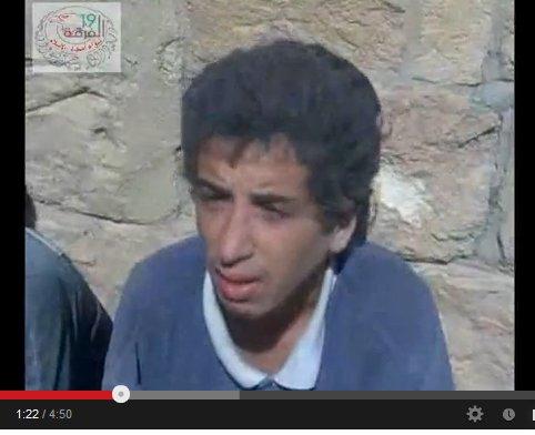 Wer er wohl warß Ermordet durch die US-geführten terroristen der FSA und jabhat al nusra, es sind Obamas Al-Kaidas