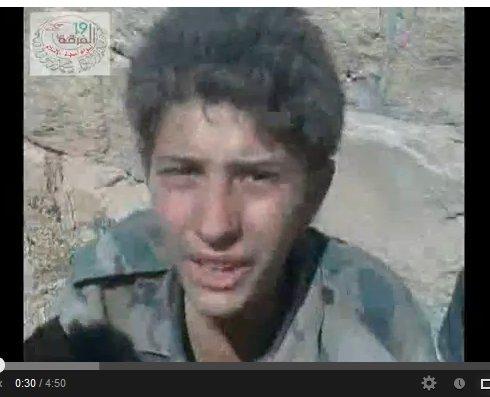 Fast noch ein Kind, gestorben weil unser BND Terroristen unterstützt